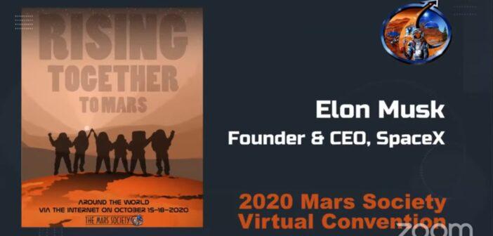 Wirtualna konwencja Mars Society 2020 / Credits - Mars Society