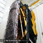 Przygotowanie JWST do testów środowiskowych / Credits - NG, NASA