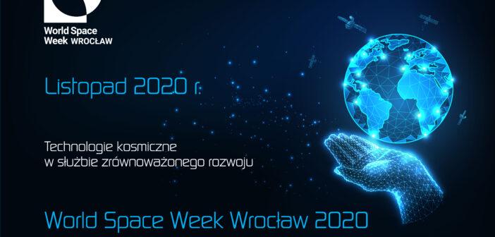 World Space Week 2020 – Konferencja i debata