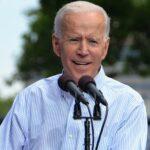 Joe Biden w 2019 roku (początek kampanii) / Credits - Michael Stokes