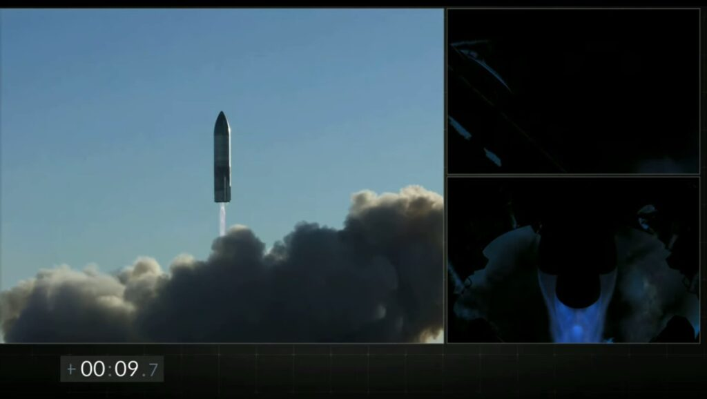 Start SN8 / Credits - SpaceX