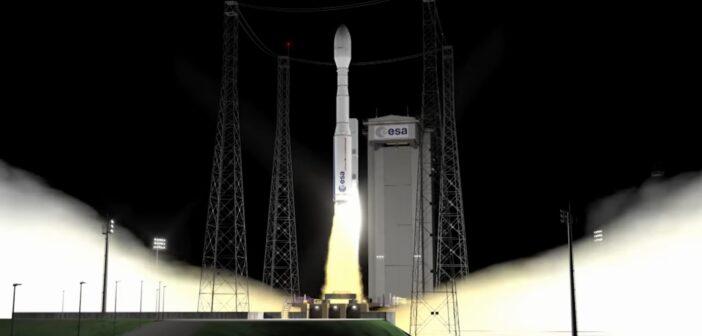 ESA w 2021 roku / Credits - ESA