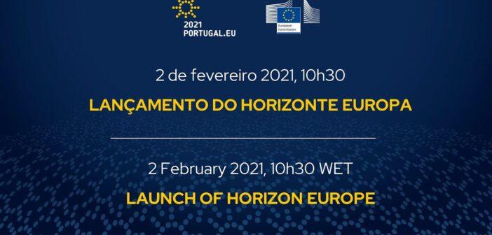 Start programu Horyzont Europa - 2 lutego 2021 / Credits - Komisja Europejska, Ministério dos Negócios Estrangeiros Portugal