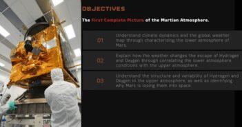 Cele misji Hope / Credits -UAE Space Agency(UAESA)/Mohammed bin Rashid Space Centre