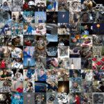 Zbiór zdjęć astronautów - Credits:ESA