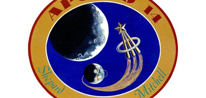 Logo misji Apollo 14 / Credits - NASA