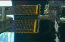 Prace podczas EVA-72 / Credits - NASA TV