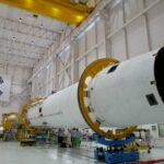 Południowo Koreańska rakieta Nuri / Credits - KARI