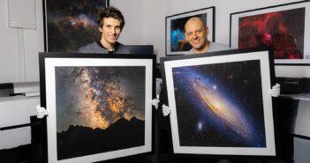 Astrography – jak przekuć pasję w biznes i przez sztukę promować kosmos?