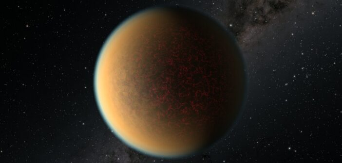 Wizja artystyczna Gj 1132 b / Credits - NASA, ESA, and R. Hurt (IPAC/Caltech)