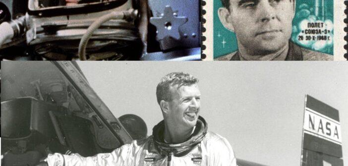 Astronauci i kosmonauci urodzeni w 1921 roku