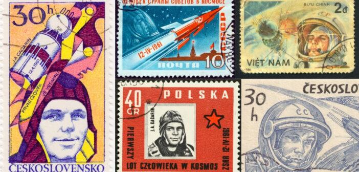 Jurij Gagarin w popkulturze