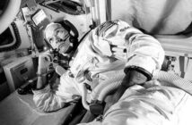Astronauta Michael Collins (1930 - 2021) / Credits - NASA