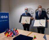 Litwa podpisała umowę partnerską z ESA
