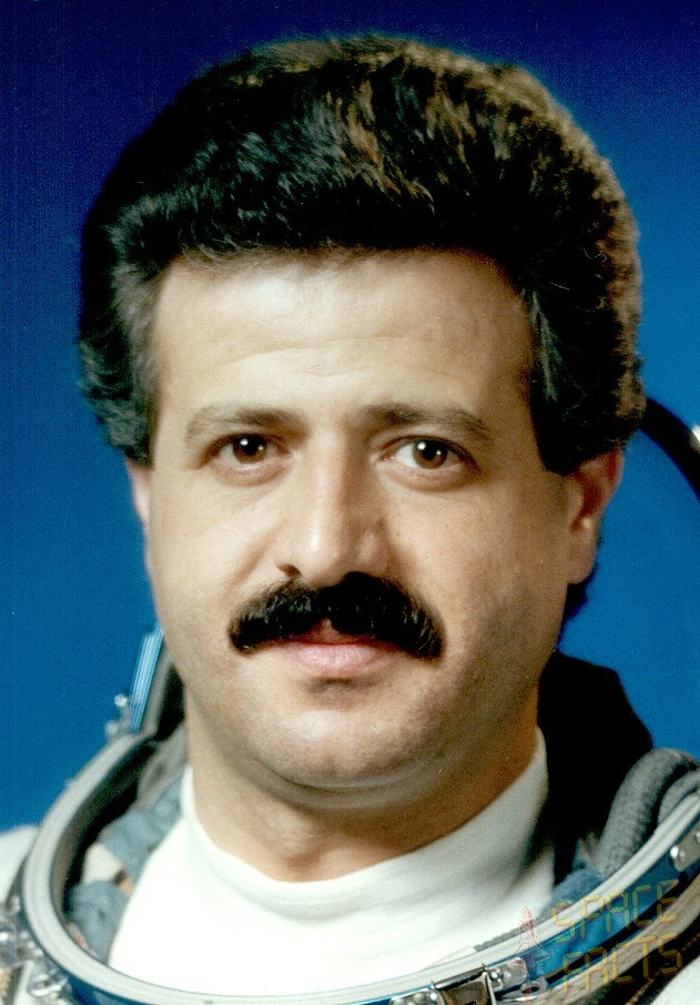 Muhammad Ahmad Faris (zdjęcie: Space Facts)