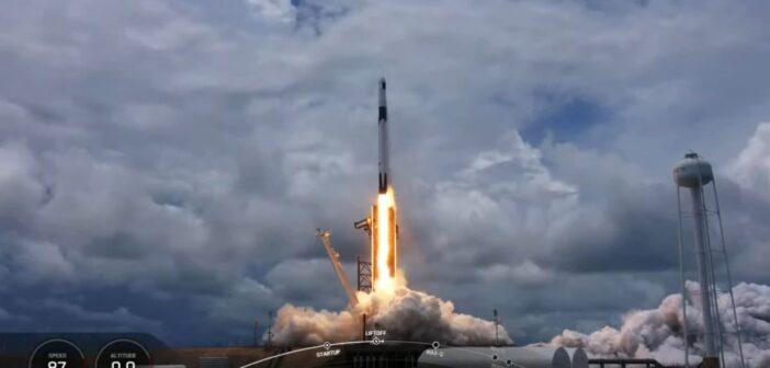 Początek misji CRS-22