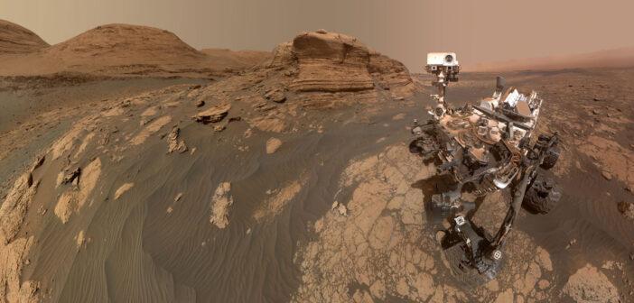 Curiosity kontynuuje badania