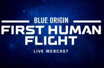 Pierwszy lot załogowy Blue Origin / Credits - Blue Origin