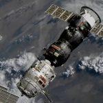 Moduł Pirs opuszcza ISS / Credits - NASA TV