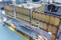 Mikrosatelita EagleEye, © materiały prasoweMikrosatelita EagleEye, © materiały prasowe