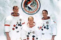 Załoga misji Apollo 15 / Credits - NASA