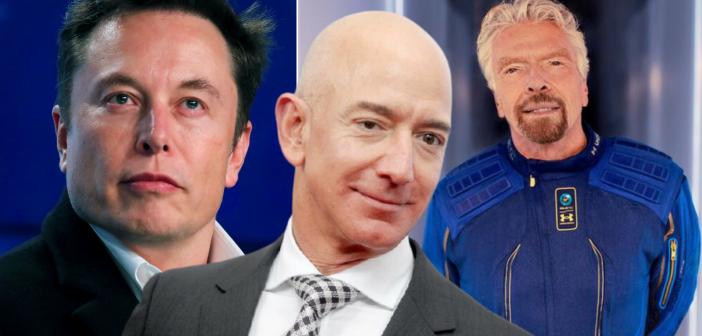 Musk, Bezos i Branson – superzłoczyńcy?