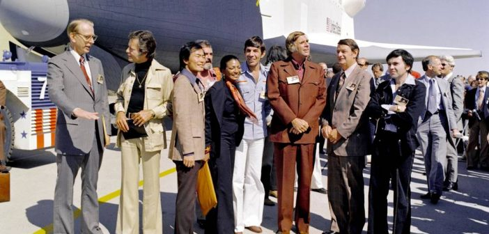 Star Trek i NASA – wzajemne inspiracje