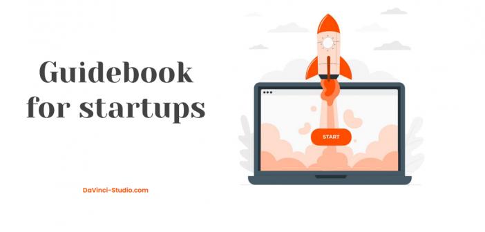 Guidebook for startups – premiera!