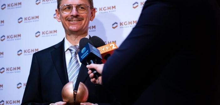 Prezes POLSA Grzegorz Wrochna Ambasadorem Polski w kategorii Nauka
